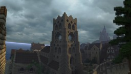 Grellandale Church - Medieval World Project Minecraft Map & Project