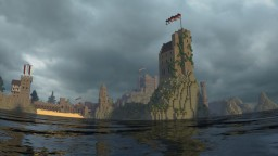 Aldenvale Isle - Medieval World Project Minecraft Map & Project