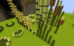 Grass and Reeds Pack Minecraft