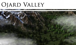 Ojard Valley - [Download] #WeAreConquest Minecraft Map & Project