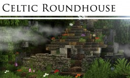 Celtic Roundhouse - #WeAreConquest Minecraft Project