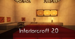 InteriorCraft - Minecraft Interior Pack 2.0 Minecraft Texture Pack