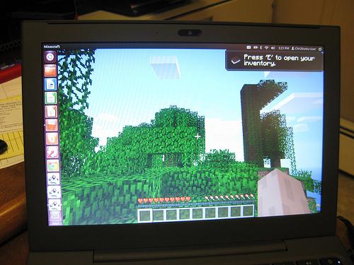 How to run Ubuntu alongside Chrome OS (and run Minecraft) on a