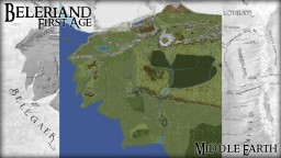 Beleriand - First Age Minecraft Map & Project