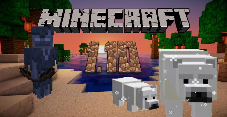 how to get minecraft 1.10