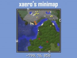 Xaero's Minimap 1.15.2 Forge (+ 1.14.4, 1.12.2, 1.8.9, 1.7.10 and more) Minecraft Mod