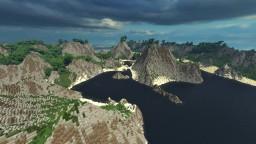 Coastal Cliffs Minecraft Map & Project
