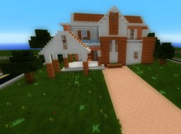 Villa Minecraft Map & Project