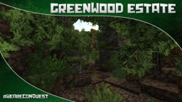 Greenwood estate - Small Plot [Velo's Contest] #WeAreConquest Minecraft Map & Project