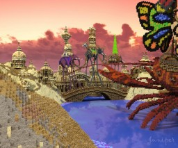 Juniper. Minecraft Map & Project