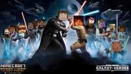 Minecraft Star Wars Mode: Galaxy of Heroes Minecraft Blog Post
