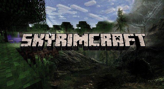 Skyrimcraft Wallpaper