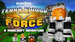 Terra Swoop Force - Noxcrew's New Minecraft Arcade-Adventure Map! (MC 1.11) Minecraft