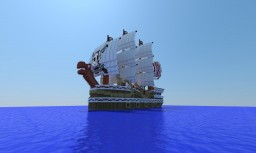 One Piece The Red Force Minecraft Project