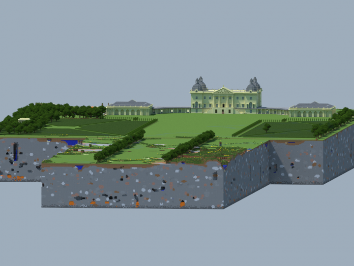 houton hall minecraft project