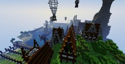 The Kingdom of Brightwall Minecraft Map & Project