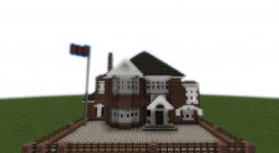 North Korean Embassy [London] Minecraft Map & Project