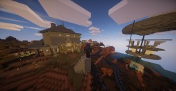 Mesa Town - In Survival Minecraft Map & Project