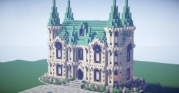 French Chateau Minecraft