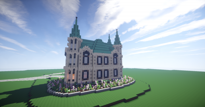 French Chateau Minecraft Project