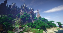 Terraformings - Landscape Project - Minecraft Map & Project