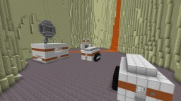 The Unknown Planet - Hunger Games Map Minecraft Map & Project