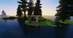 Modern House - 5x5 Minecraft Map & Project