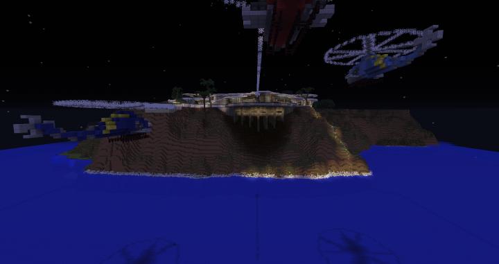 Minecraft Tony Stark House 4 5 Minecraft Project