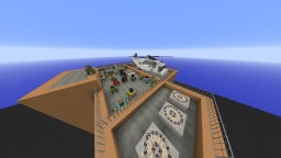 Left 4 Dead 2 style Evac Point Minecraft Map & Project