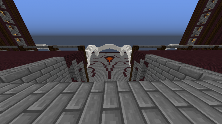 Nether Themed Minecraft Builds