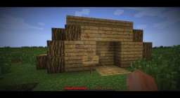 Basic Control room [made out of wood] Minecraft