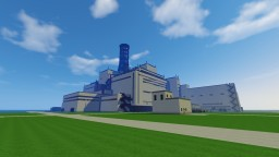 [1.8.9] The Chernobyl Nuclear Power Plant (Чернобьлская АЭС) (1985) (1:½ Scale) (30th Anniversary of the Chernobyl Nuclear Disaster) | ~Tiileex Minecraft Project