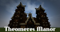 Theomeres Manor v1 Minecraft Map & Project
