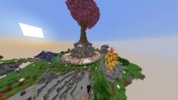 Server hub 1.8 - 1.9 Minecraft Map & Project