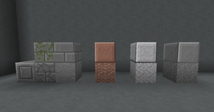 Stones and stonebricks