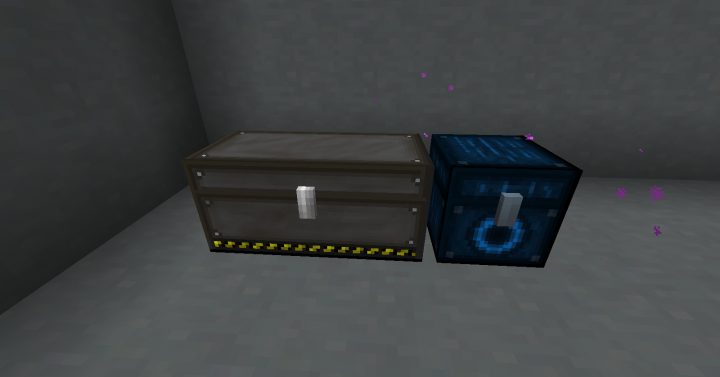 Chest and Enderchest