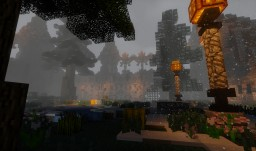 Epic Medieval Faction Spawn Minecraft Map & Project