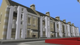 6 English Seaside Terraced houses with Bay Windows!:D WOK Minecraft Map & Project