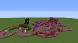 Flashback - Rollercoaster Minecraft Map & Project