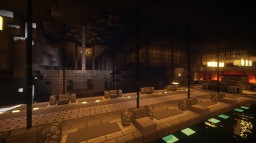 Wayne Residence (Batcave) Dawn of Justice Minecraft Map & Project