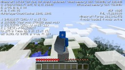 Backlytra (Elytra for 1.7.10 and 1.8.9) Minecraft Mod