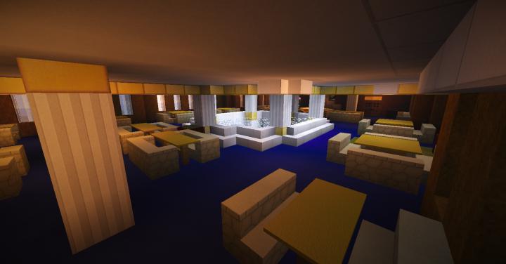 1st Class Public Room