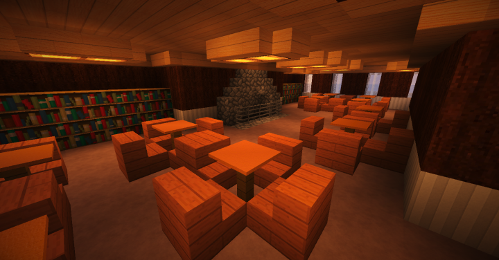2nd Class Lounge
