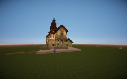 Little small town house Minecraft Map & Project
