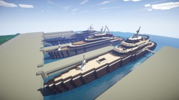 Yacht Pack Minecraft