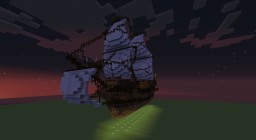 Navis Bellica Minecraft Map & Project