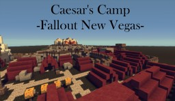 Caesar's Camp -Fallout New Vegas- Minecraft Map & Project