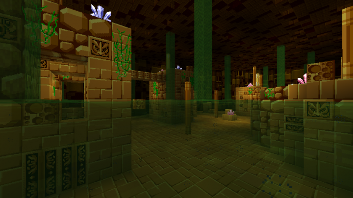 Labyrinth Ruins