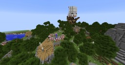Brightwood V2 Minecraft Map & Project