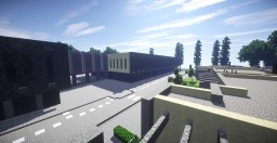modern school on OCD Minecraft Map & Project